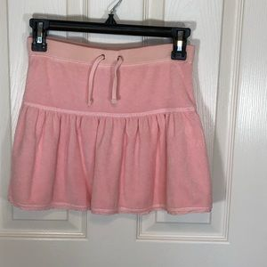 Juicy Couture Little Girls Size 10 Pink Skirt